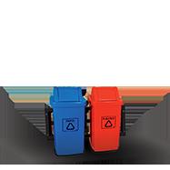 Coletores Para Lixo Reciclável